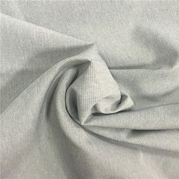 Stripe polyester four way stretch fabric from China (mainland)