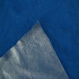 Polar fleece with membrane bonded breathable waterproof fabric from Suzhou Best Forest Import and Export Co. Ltd