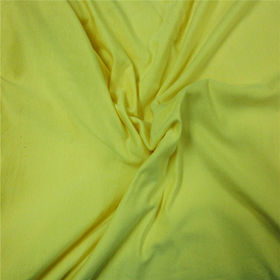 Cotton spandex single jersey fabric for garment