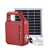 3W solar home lighting system from China (mainland)