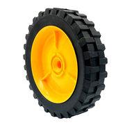 China Semi-pneumatic rubber tire