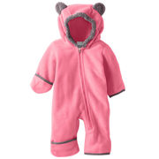 China Toddler baby boy and girl fleece coverall