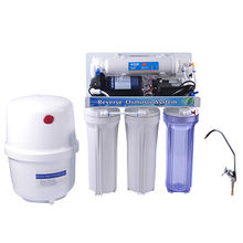 China 50GPD 5 stage RO water filter for home sue