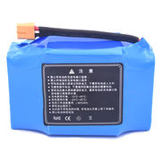 China Lithium-ion Battery Pack 37V/4400mAh Soft Pack for Scooter 18650 Cell UL1642 CE Certified