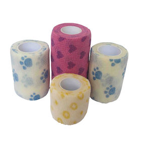 Cohesive Bandage, For Pets Use from Shanghai Xuerui Import & Export Co. Ltd