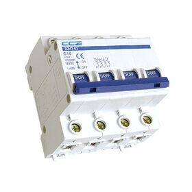 China DZ47-63 Series Miniature Circuit Breaker MCB 63A 4
