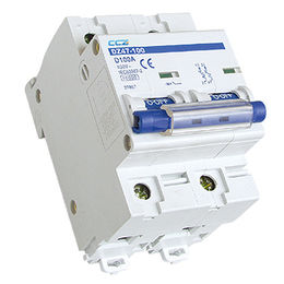 China DZ47-100 2P Series Miniature Circuit Breaker 100A CE&IEC