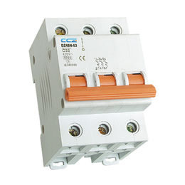 DZ47N-63 3P 63A Residual Current Operated Circuit Breaker with Over-current Protection CE&IEC
