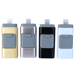 3-in-1 OTG USB Flash Drive for iOS, Android and PC from Memorising Tech Limited