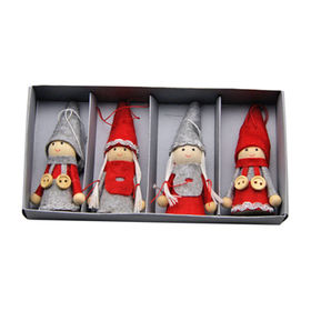 Wooden kids toy for Christmas