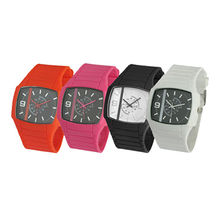 Silicone watch from China (mainland)