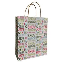 China Brown Kraft Printed Paper Bag