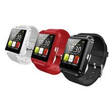 China Latest New White Remote Camera Smart Wrist Watch