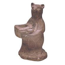 India Bear Candle Holder