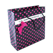 China promotional customized paper gift bags