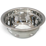 Stainless Steel Wheel Liner for 19.5-inch Super Single Wheel, 275mm PCD