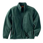 Custom kids boys' polar fleece jacket from China (mainland)