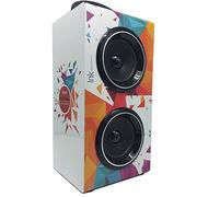 1800mAh USB SD portable speaker box from China (mainland)