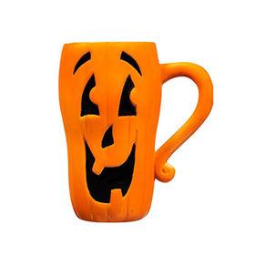 Funny Pumpkin Shape Ceramic Cup Quanzhou Leader Gifts Co. Ltd