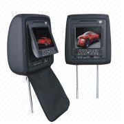 Wholesale 7'' TFT LCD Headrest DVD, 7'' TFT LCD Headrest DVD Wholesalers