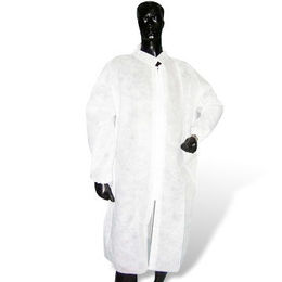 China Disposable Lab Coat