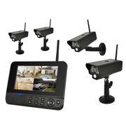 Remote home surveillance kit