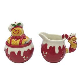 Ceramic sugar & creamer sets from China (mainland)