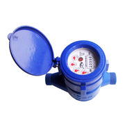Wet-dial Cold Water Meter, Multi-jet ABS Liquid Sealed, LXS-15EP from Shanxi Solid Industrial Co.,Ltd.