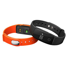 Wrist Band Silicone Smart Bracelet from China (mainland)