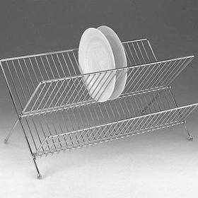 China Metal Folding Dish Rack