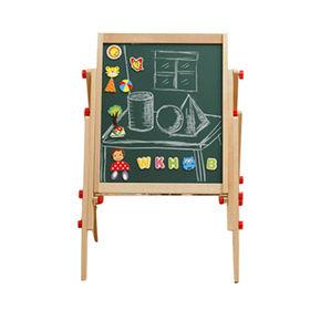 2017 wholesale new products kids wooden blackboard