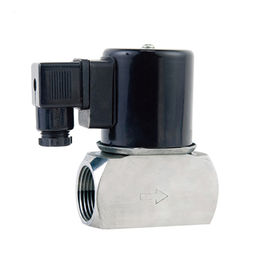 China 2/2 way stainless steel magnetic valve