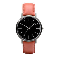 Lady Fashion Custom Logo Watches Wholesale High Quality Quartz Vogue Watches for Women