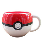 Ball mug Handgrip Ceramic Coffee Mug from China (mainland)