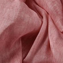 Hemp silk plain woven fabric from Suzhou Best Forest Import and Export Co. Ltd