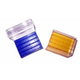 24 Slot  Box Bur Holder, Conveniently Accessible from All Sides from Frank Healthcare Co. Ltd