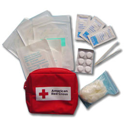 Burn First Aid Kit with Cotton-tip Applicators