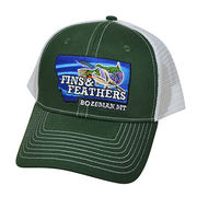 China Trucker fishing hat