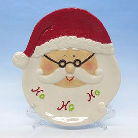 Santa plate Manufacturer