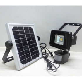 China LED Solar Rechargeable Flood Light