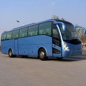 China 6126 coach bus sale