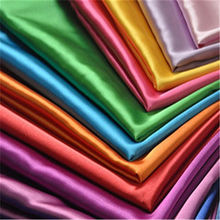 16mm Dyed silk satin fabric from Suzhou Best Forest Import and Export Co. Ltd