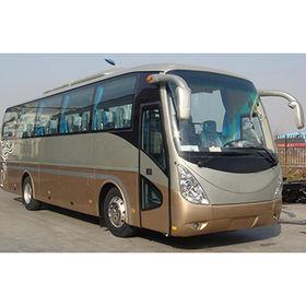 China 10.4m long touring bus