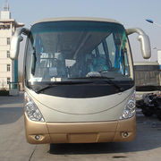 Diesel rear engine bus on discount with fast shipment