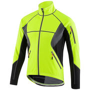 High visibility yellow cycling jacket from China (mainland)