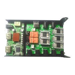High-density multilayer PCBs