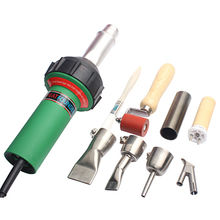 China Heat gun plastic welding machine