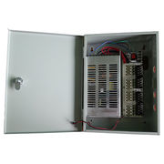 LST-PB1220-16 12V 20A 16 channel CCTV power box from China (mainland)