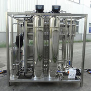 RO Water Treatment Equipment, Safe/Reliable Electrical System, with capacity of 500L/H pure water