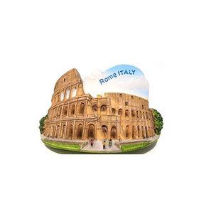 Roman Colosseum Rome Italy Souvenir Fridge Magnet Quanzhou Leader Gifts Co. Ltd
